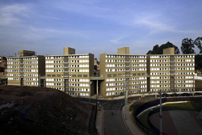 Programa Habitacional Paraisópolis