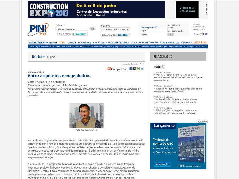 Revista Arquitetura e Urbanismo